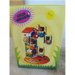 ANIMAL CARROUSEL (COLLECTABLE TOY)
