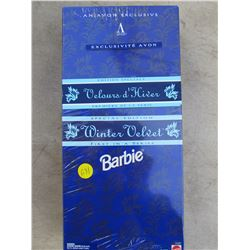 WINTER VELVET BARBIE (UNOPENED)