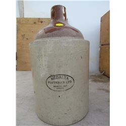 ONE GALLON CROCK (MEDALTA POTTERIES LTD)