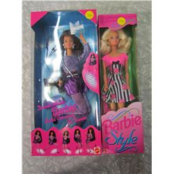 DANCE MOVES BARBIE AND BARBIE STYLE