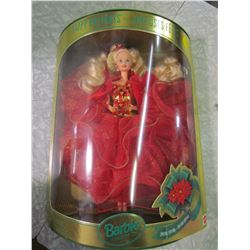 SPECIAL EDITION HOLIDAY BARBIE (OPENED)