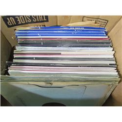 LOT OF 33 RPM RECORDS