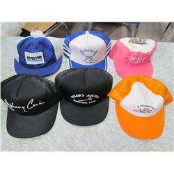 COLLECTOR HATS