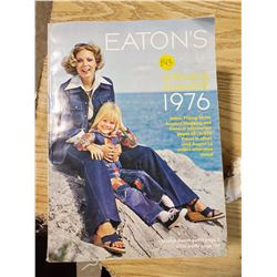 ASSORTED EATONS CATALOGUES