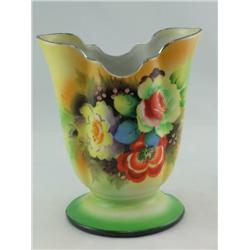 GoldCastle Hand-painted Chikusa, Japan, Vase
