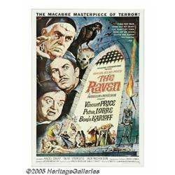 The raven movie poster 1963