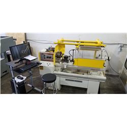 CNC LATHE (Standard Modern) with Drive to work on 220v 1ph