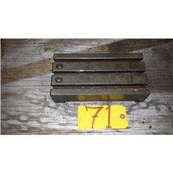 """Slotted Work Plate 5"""" x 10"""""""
