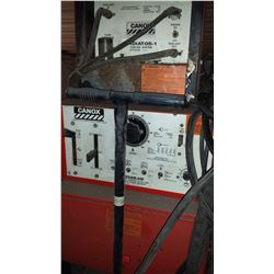 Canox TIG 250E-HF Welding Machine