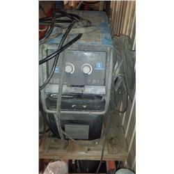 Miller MIG Millermatic 350 Electronic