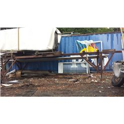 Boat Support Steel racking