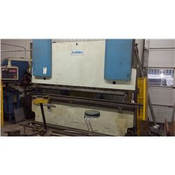 Durma HAP-30120 Hydraulic Press Brake 130 ton (tested / Year 1999)