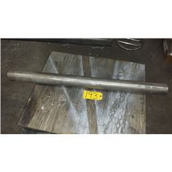 "Stainless Steel round Rod 40"" x 3"""