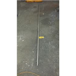 "Stainless Steel round Rod 105"" x 1""1/2"