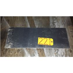"""Stainless Plate (304) 21""""7/8 x 8""""1/4 x 1/8"""""""