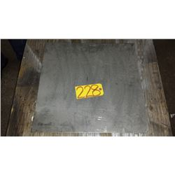 """Stainless Plate (304) 20"""" x 20"""" x 1/32"""""""