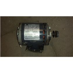 Electric Motor 1/3HP 115v (tested)