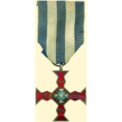 POLAND, MEDAL, WOLYN CROSS 1920 - I.TYPE (2ND CLASS)