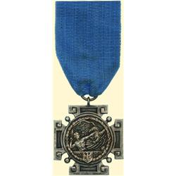 POLAND, MEDAL, UPPER SILESIAN CROSS 1920 (PLEBISCITE HONOUR CROSS 1920)