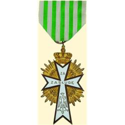 POLAND, MEDAL, WIELKOPOLSKI CROSS FOR MERIT (1918-1919)