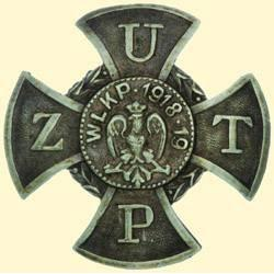 POLAND, MEDAL, WIELKOPOLSKI CROSS (COMMEM. BADGE OF THE ASSOCIATION OF THE INSURRECTION PARTICIPANTS
