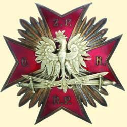 POLAND, MEDAL, HONOURARY BADGE OF THE NON COMMISSIONED RESERVE OFFICERS (FOR MERITS 1923-1928)