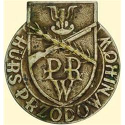 POLAND, MEDAL, FARMERS MILITARY TRAINING CORPS