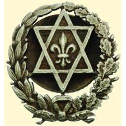 POLAND, MEDAL, JEWISH SCOUTS