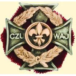 POLAND, MEDAL, POLISH SCOUT CROSS