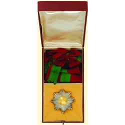 MEDALS AFGHANISTAN            Breast Star (2nd Cl