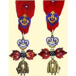 MEDALS AUSTRIA                    ORDER OF THE GO
