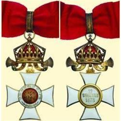 MEDALS BULGARIA                        ORDER OF S