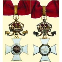MEDALS BULGARIA                Commander's Cross