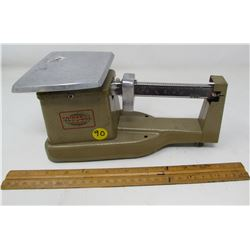 TRINER POSTAL SCALE (8 OUNCE-MODEL 8T) *10/8/75*