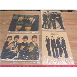 LOT OF BEATLES PRINTS