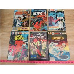 LOT OF ASSORTED COMICS