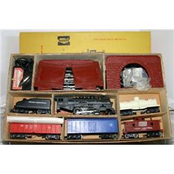SEARS MARX TRAIN SET IN ORIGINAL BOX