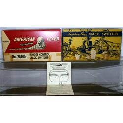 AMERICAN FLYER S GAUGE REMOTE CONTROL SWITCHES. 2