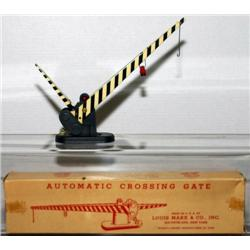 MARX AUTOMATIC CROSSING GATE.