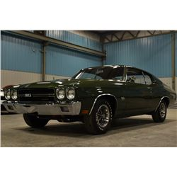 4:00PM SATURDAY FEATURE 1970 CHEVROLET CHEVELLE SS 454 LS6 BIG BLOCK