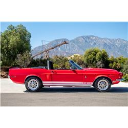 1967 FORD MUSTANG GT350 TRIBUTE CONVERTIBLE