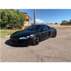 2008 AUDI R8 COUPE AMAZING 420HP SPORTS CAR