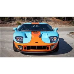 2006 FORD GT HERITAGE EDITION STUNNING SUPER CAR