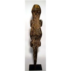 A FINE NORTHERN AUSTRALIAN ABORIGINAL SCULPTURE,B