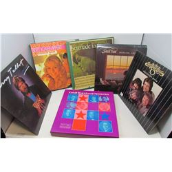 RECORD LOT (ASSORTED ALBUMS AND COMPLETE COLLECTOR SETS) *SERENADE FOR LOVERS, EASY LISTENING, GREAT