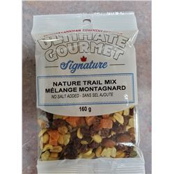 SIXTEEN BAGS OF NATURE TRAIL MIX
