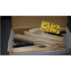 Shoe Brush 1 row