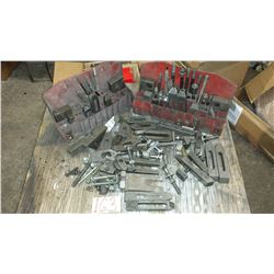 Lot of Clamping Tools