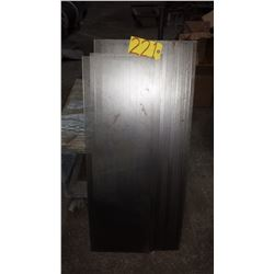 Lot of assorted size Wire Steel Plate