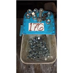 "Box of Nuts for 3/4"" (for lot 175-177-178)"